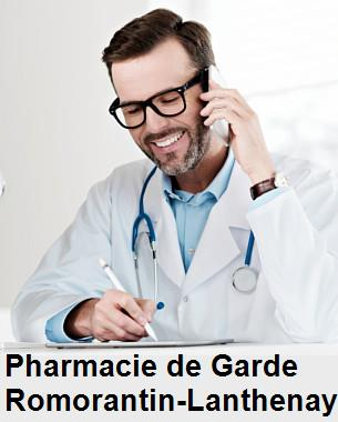 foto de Pharmacie de garde à Romorantin-Lanthenay (41200) - INFO GARDE
